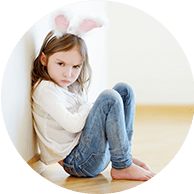 Struggling to cope with  a strong willed and demanding child?