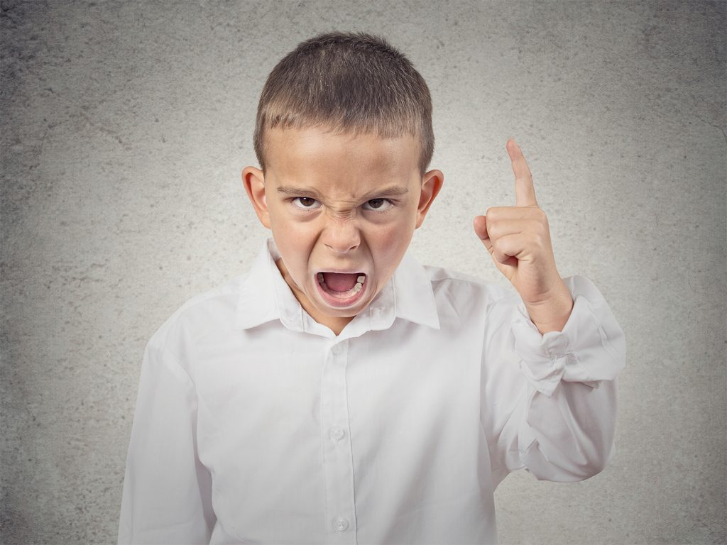 Hot to Deal with Argumentative Children